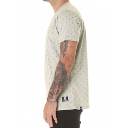 FULL PRINT POCKET TEE VERDE CLARO