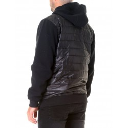 FLEECE JACKET NEGRA
