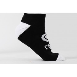 DIN ICON GHOST SOCK NEGRAS
