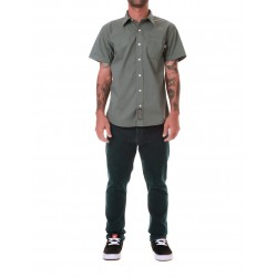 DYED WOVEN VERDE MILITAR