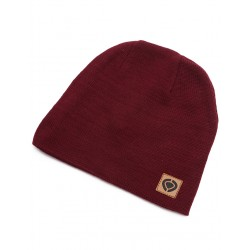 ICON BEANIE BORDO