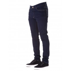 SKINNY DENIM INDIGO RAW
