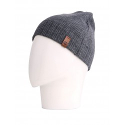 UNO BEANIE GRIS OSCURO