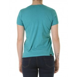 GUILD TEE GIRLS VERDE ESMERALDA