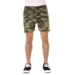 SWEAT SHORT CAMO