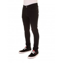 SKINNY DENIM NEGRO