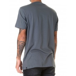 PRIVATE TEE GRIS OSCURO